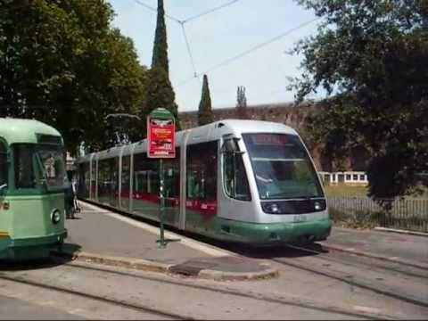 Roma Tramvia ~ Rome Trams, June 2011