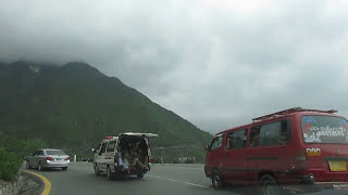 Malakand Road  10th August 2013 while going to Chitral