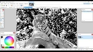 Paint.net. Урок 11 - Как преобразовать фото в карандашный рисунок, картину маслом, картниу тушью