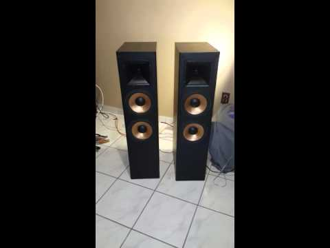 Klipsch RF-3 LISTED IN CRAIGSLIST MIAMI, Fl.