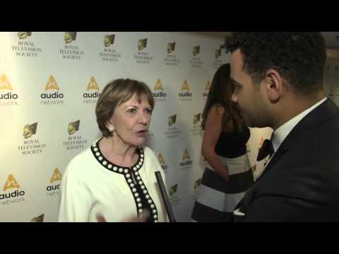 Joan Bakewell At The RTS Programme Awards