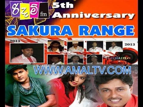 Sakura Range - Live At Rhythm Fm 2013 - Mp3 - WWW.AMALTV.COM