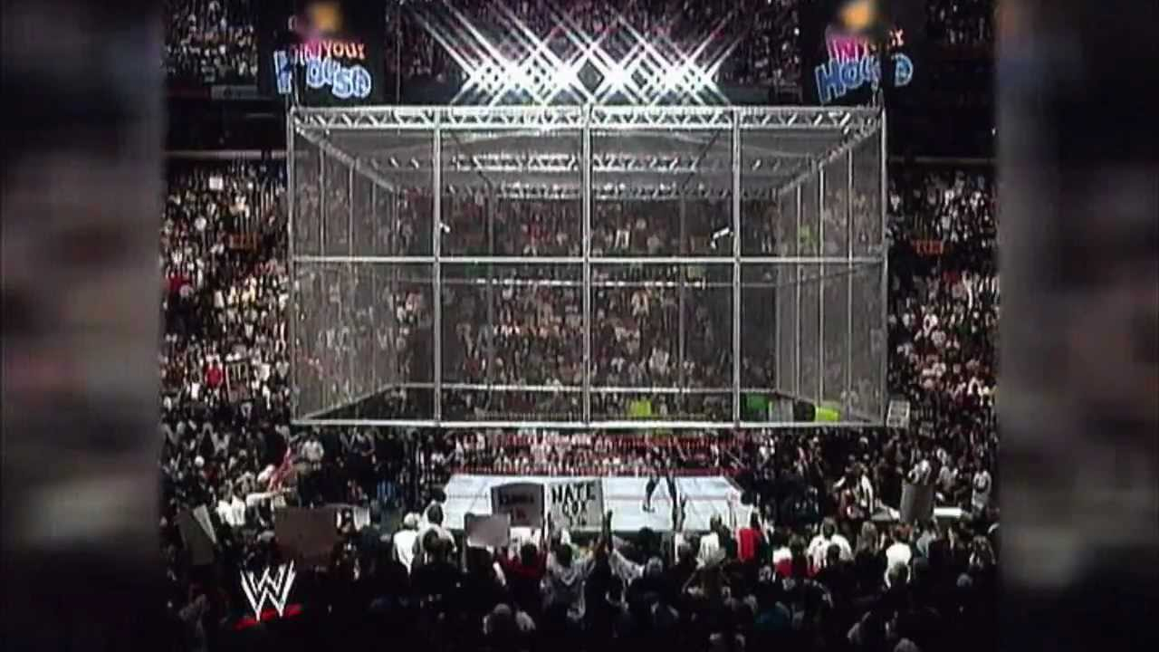 WWE 13 Shawn Michaels vs Undertaker Hell In The Cell - YouTube