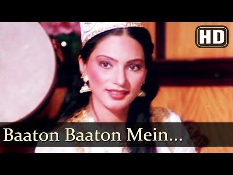 Baaton Baaton Mein (HD) - Jwaala Daaku Song - Mahendra Sandhu - Qawwali Song - Bollywood Classics