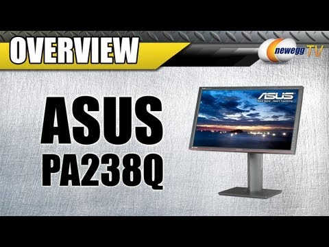 Asus PA238QR LCD Monitors Drivers for Windows 7