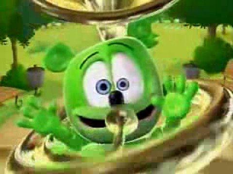 Gummibar - I am Gummy Bear (The Gummy Bear Song)