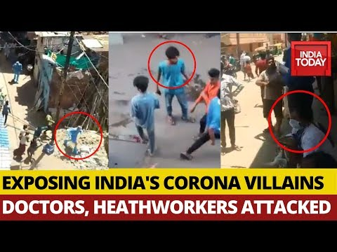 Exposing India's Corona Villains: Attack On Doctors, Health Workers On Corona Duty | 5ive Live