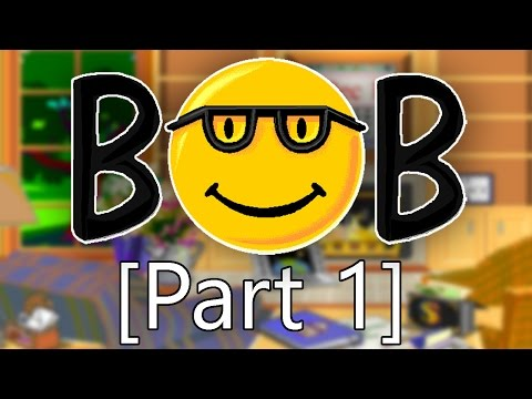 Microsoft Bob (1995) [Part 1] - Time Travel