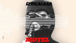 LYrikal Gad - Motel [Audio Visualizer]