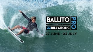 Ballito Pro : Florès, Duru et Martin au 3e tour