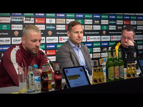 23. Spieltag   SGD - BOC   Pressekonferenz Vor Dem Spiel