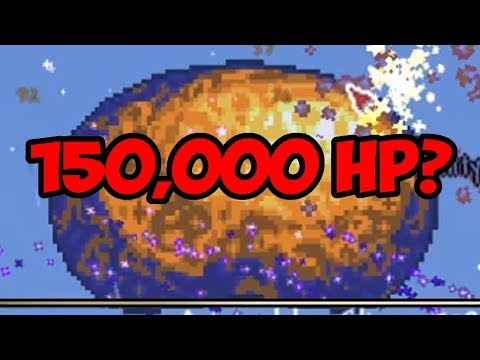 Is This The Tankiest Slime Ever?? | Terraria Epic Modpack / Terraria Mods / Terraria Let's Play
