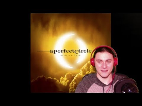 Disillusioned (A Perfect Circle) - Review/Reaction