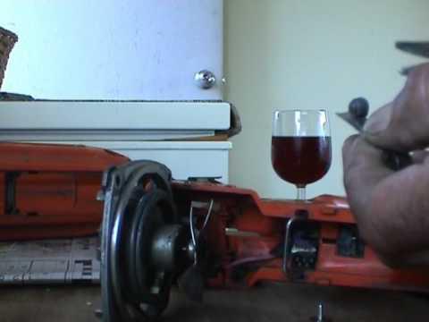 Fixing A Paslode Gas Framing Gun That Wont Fire Or Fires