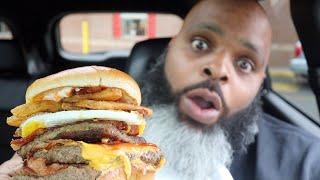 Wendy's NEW Gourmet Baconator Supreme