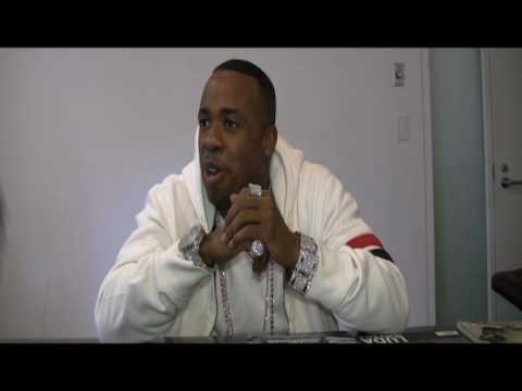 "Yo Gotti - Interview  ""Neighborhood Dope Boys"""