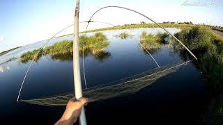 Рыбалка на ПАУК подъемник КАК она есть. Все забросы!