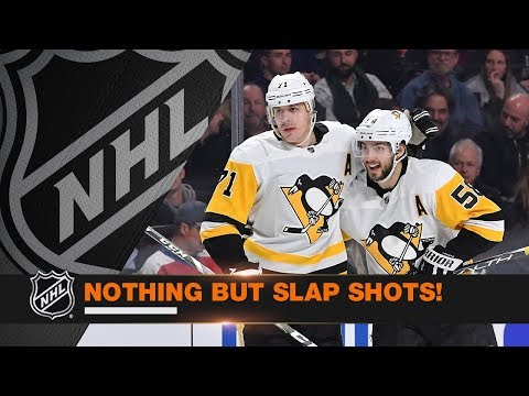 The Best Slap Shot Goals from Week 23