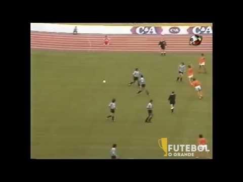 Futebol total e atual