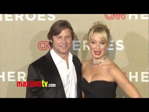 Grant  and Katherine LaNasa CNN Heroes: An AllStar Tribute 2012 Red Carpet Arrivals