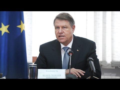 Iohannis, la CSM: Amnistia si gratierea ar darama democratia