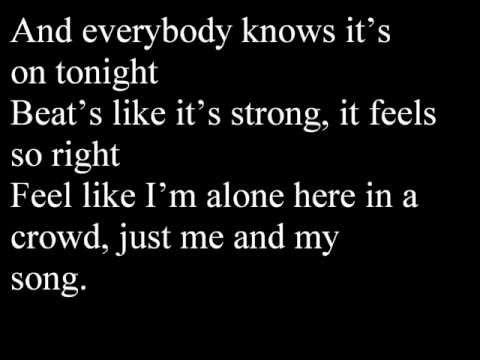 Ciara feat. Usher - Turn It Up (Lyrics)