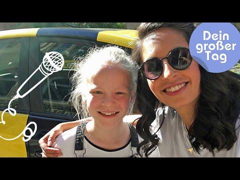 Moderieren - Lina moderiert den Tigerenten Club   Dein großer Tag   SWR Kindernetz