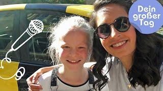 Moderieren - Lina moderiert den Tigerenten Club | Dein großer Tag | SWR Kindernetz