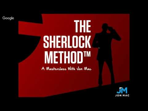 The Sherlock Method
