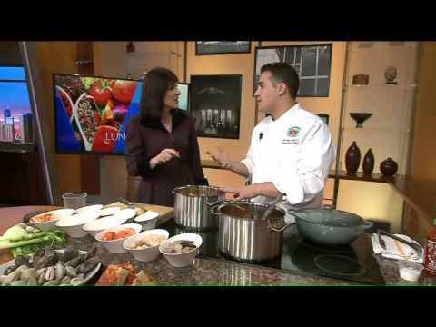 Celebrating The Feast Of Seven Fishes With Chef Michael Ponzio