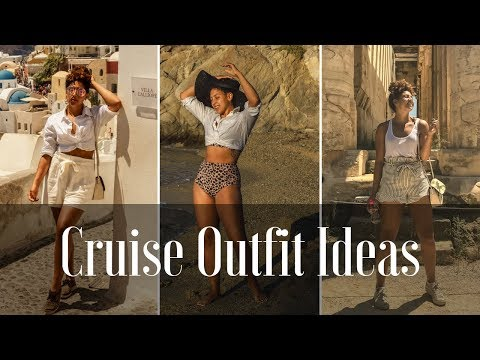 Lookbook: Cruise Outfit Ideas