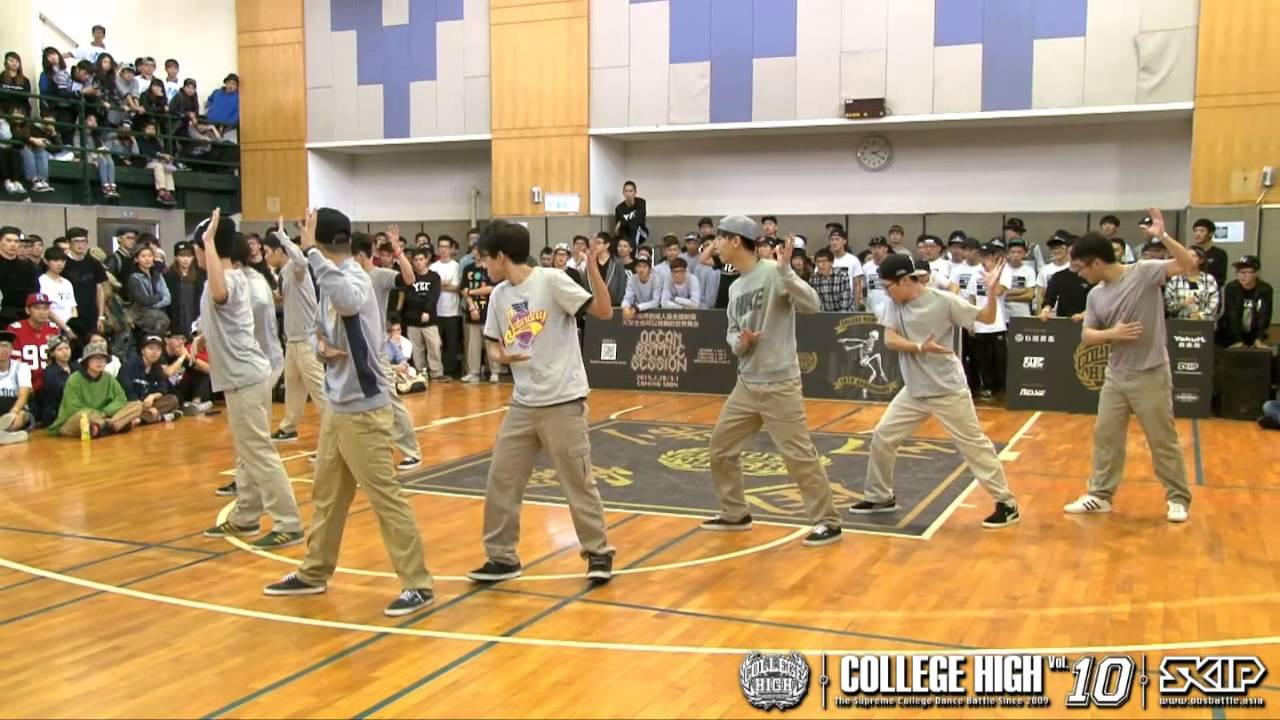 Popping audition b09 20141206 college high vol 10