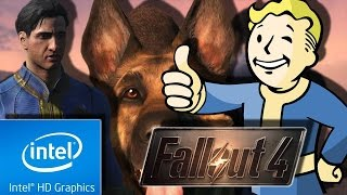 FALLOUT 4 : LOW END PC MOD/CONFIG (4 GB RAM) [ INTEL HD 4000, i3-3110M ]