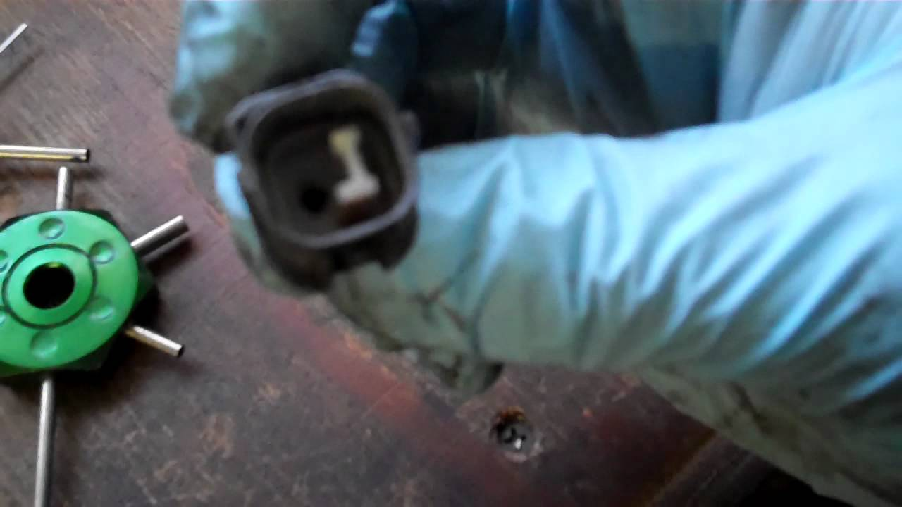 How to fix your wire harness plug connector - YouTube
