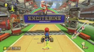 Mario Kart 8 Deluxe Egg Cup 200cc (Triple Star Rank)