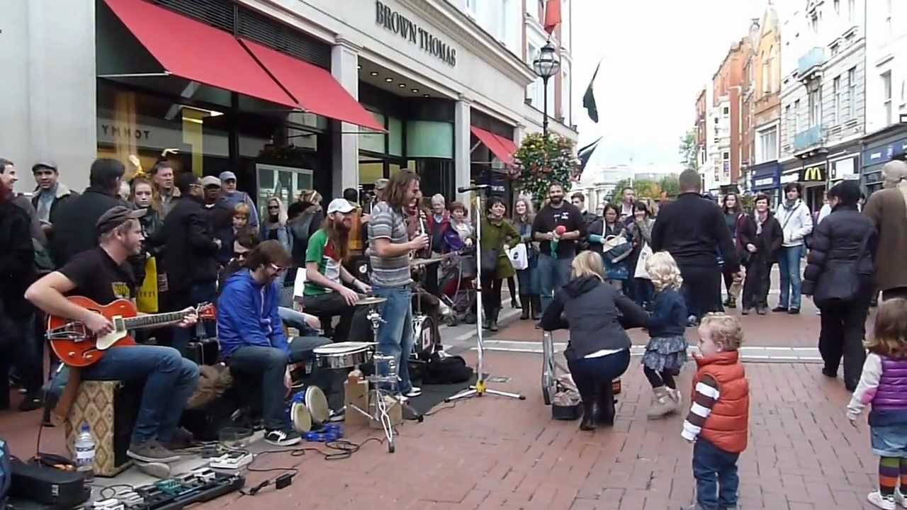 Image result for buskers grafton street