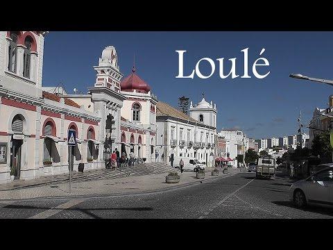 ALGARVE: Loulé town (Portugal) HD