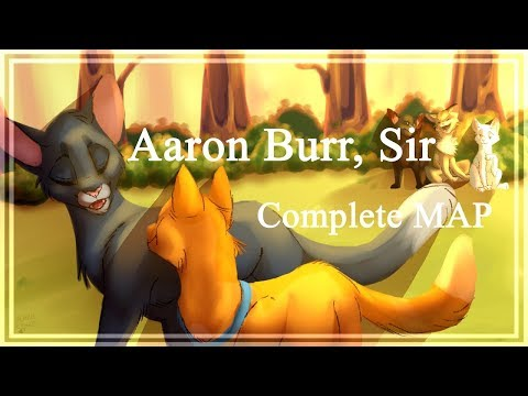 Aaron Burr, Sir Complete Warriors MAP...