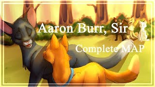 Aaron Burr Sir Complete Warriors MAP Reupload
