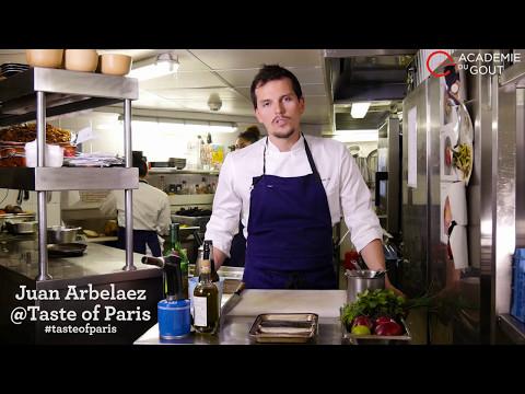 juan-arbelaez,-chef-du-restaurant-nubé-à-l'hôtel-marignan,-taste-of-paris-2017