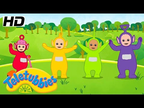 ★ Teletubbies ★ Ride Ride Po's Scooter ★ Learn Nursery Rhymes for Kids ★ Cartoons for Kids