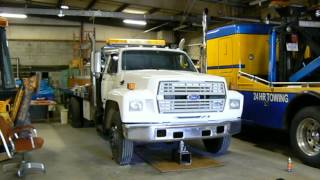 Have you ever heard of the Ford 7.8 diesel engine ? (Ford F700 Rollback)