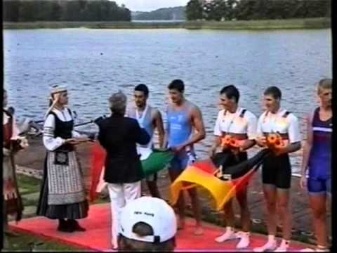 2X JM Italia Simone Cerbone - Jean Smerghetto Trakay 2002 Final Race