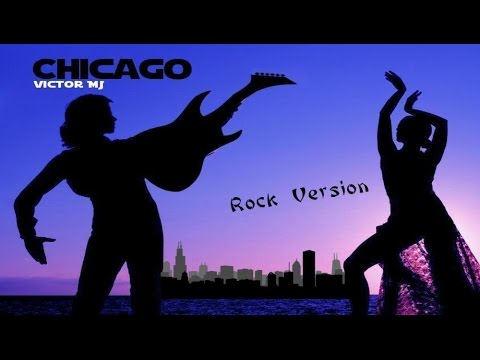 Michael Jackson - [New ROCK Version 2016] Chicago
