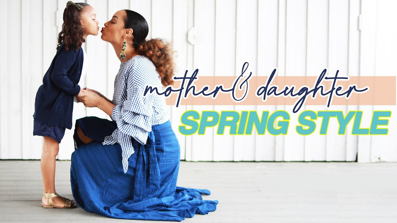MOTHER DAUGHTER SPRING/SUMMER STYLE LOOKBOOK   Kytia L'amour 7