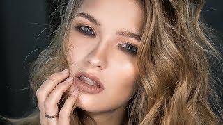МАКИЯЖ В СТИЛЕ ГРАНЖ - #TANYAMAKEUP - Makeup Tutorial