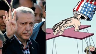 لماذا نفذت المخابرات الأمريكية الانقلاب على أردوغان رغم حفاظه على علمانية تركيا ؟
