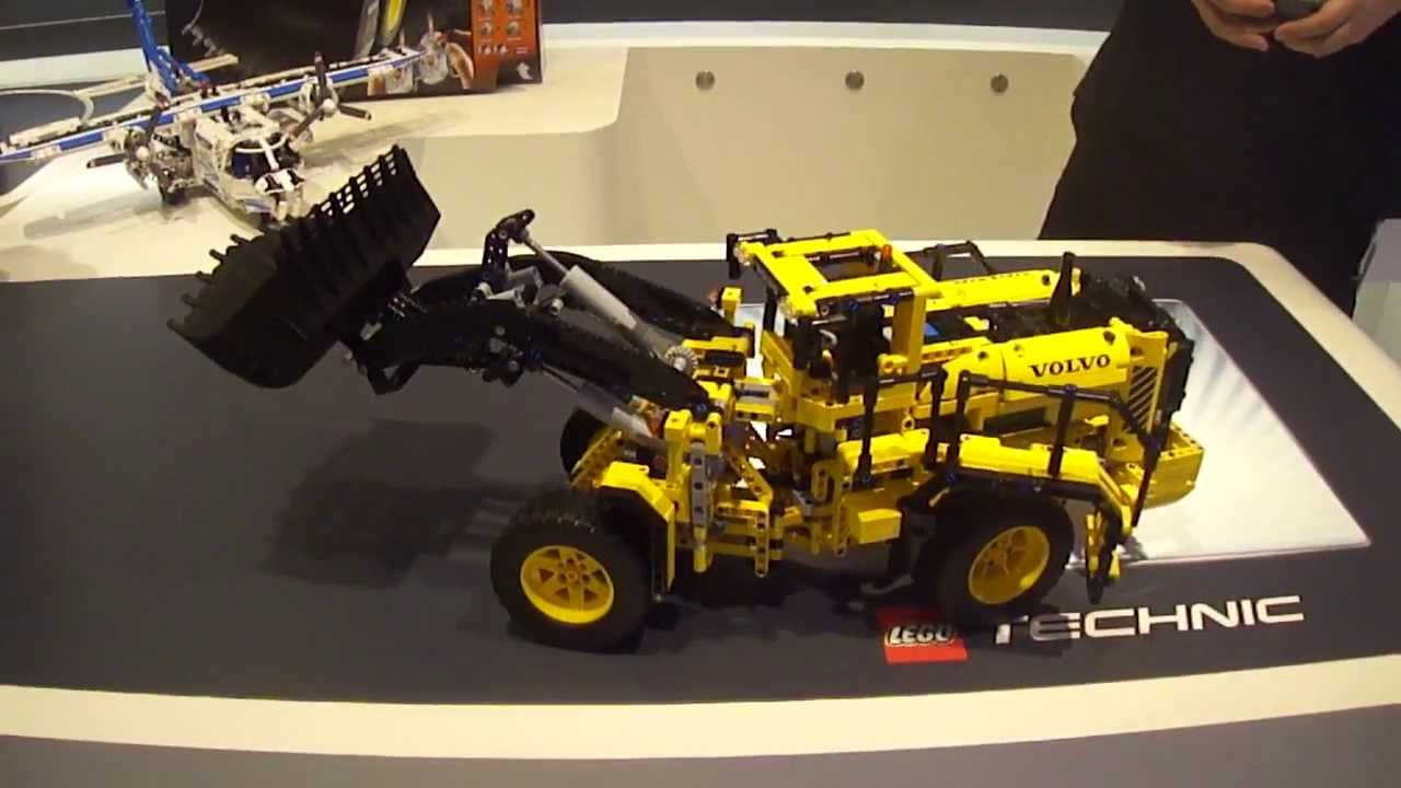 lego technic 42030 volvo youtube. Black Bedroom Furniture Sets. Home Design Ideas