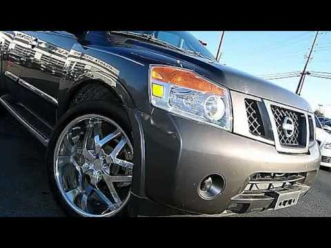 2010 Nissan Armada Atlanta Luxury Motors Duluth Ga