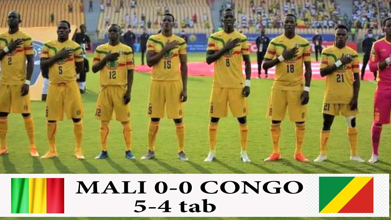 CHAN 2021: le Mali écarte le Congo et se hisse en demi-finale